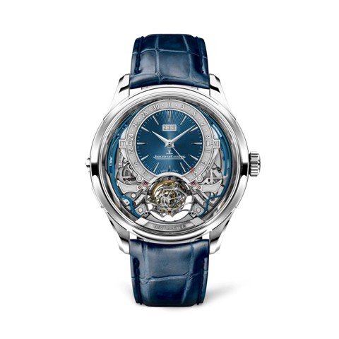 Jaeger Le Coultre Master Grande Tradition Gyrotourbillon Westminster Perpetual 52534E1