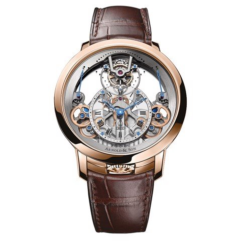Arnold & Son Instrument Time Pyramid Tourbillon 44.6mm