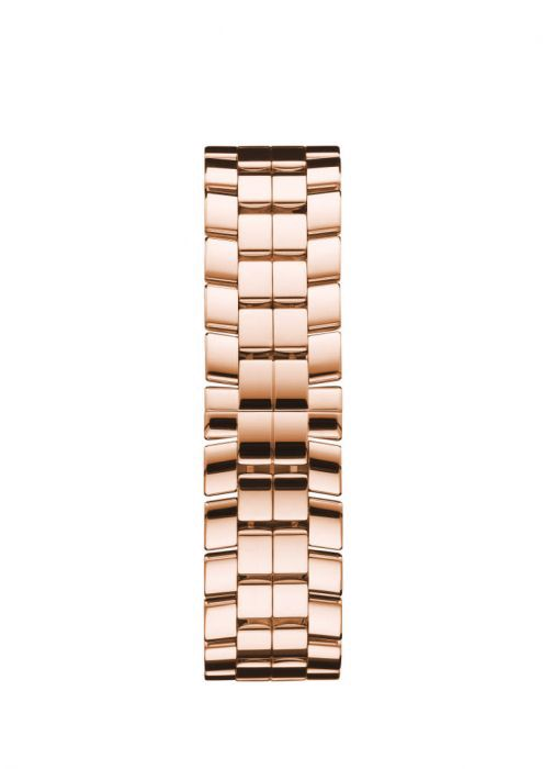 Chopard Happy Sport Automatic Rose Gold Bracelet Grey Dial 36mm