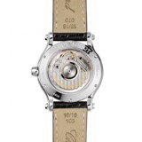 Chopard Happy Sport Automatic Steel Black Leather Strap 36mm