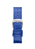 Chopard Happy Star Automatic Steel Blue Leather Strap 36mm