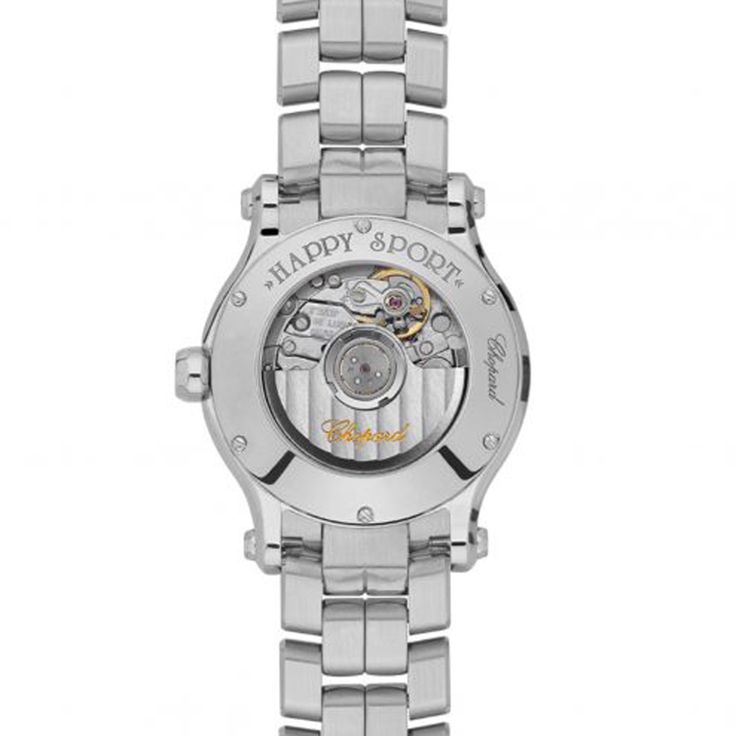 Chopard Happy Sport Automatic Steel Bracelet 30mm