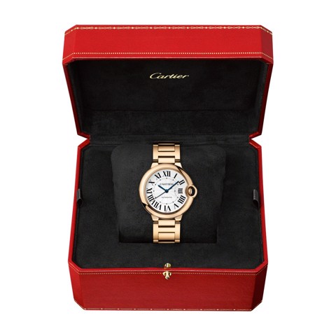 Cartier Ballon Bleu de Cartier 36mm Pink Gold