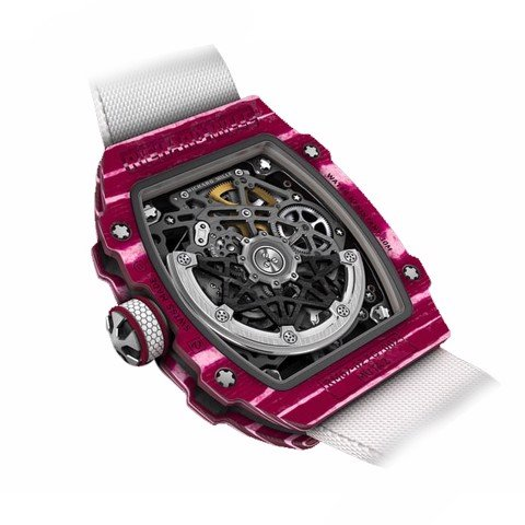Richard Mille RM 67-02 AUTOMATIC MUTAZ BARSHIM