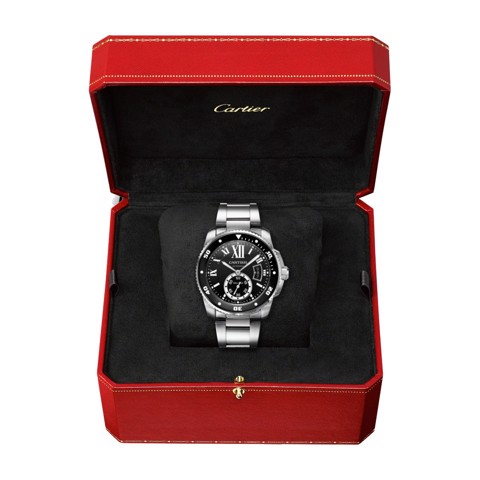 Cartier Calibre De Cartier Diver Steel