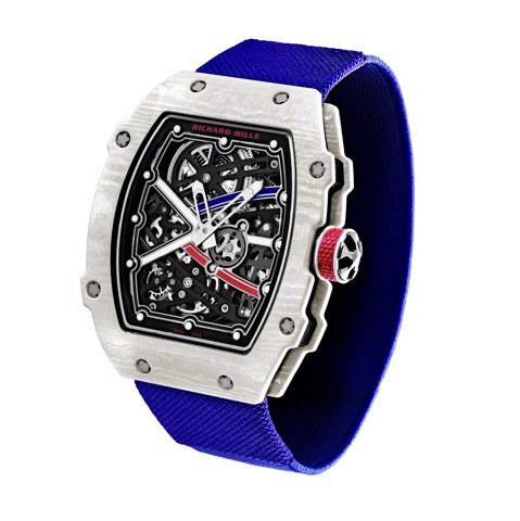Richard Mille Men Watch RM 67-02 AUTOMATIC ALEXIS PINTURAULT
