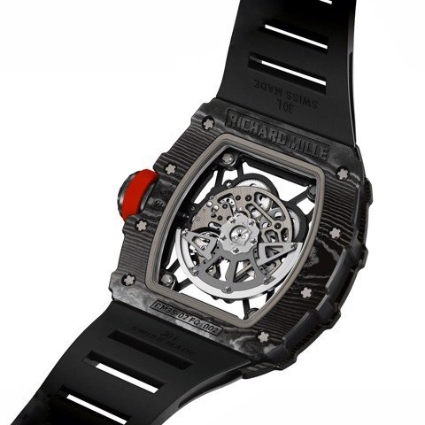 Richard Mille Men Watch RM 35-02 Automatic Winding Rafael Nadal