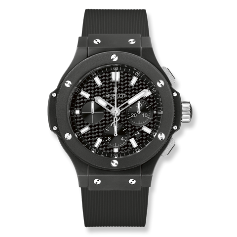 Hublot Big Bang Chronograph Black Magic 44mm