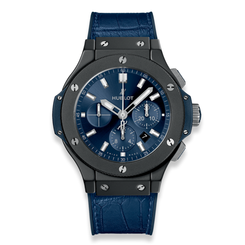 Hublot Big Bang Chronograph Ceramic Blue 44mm