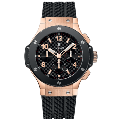 Hublot Big Bang Chronograph Gold Ceramic 44mm - 41mm