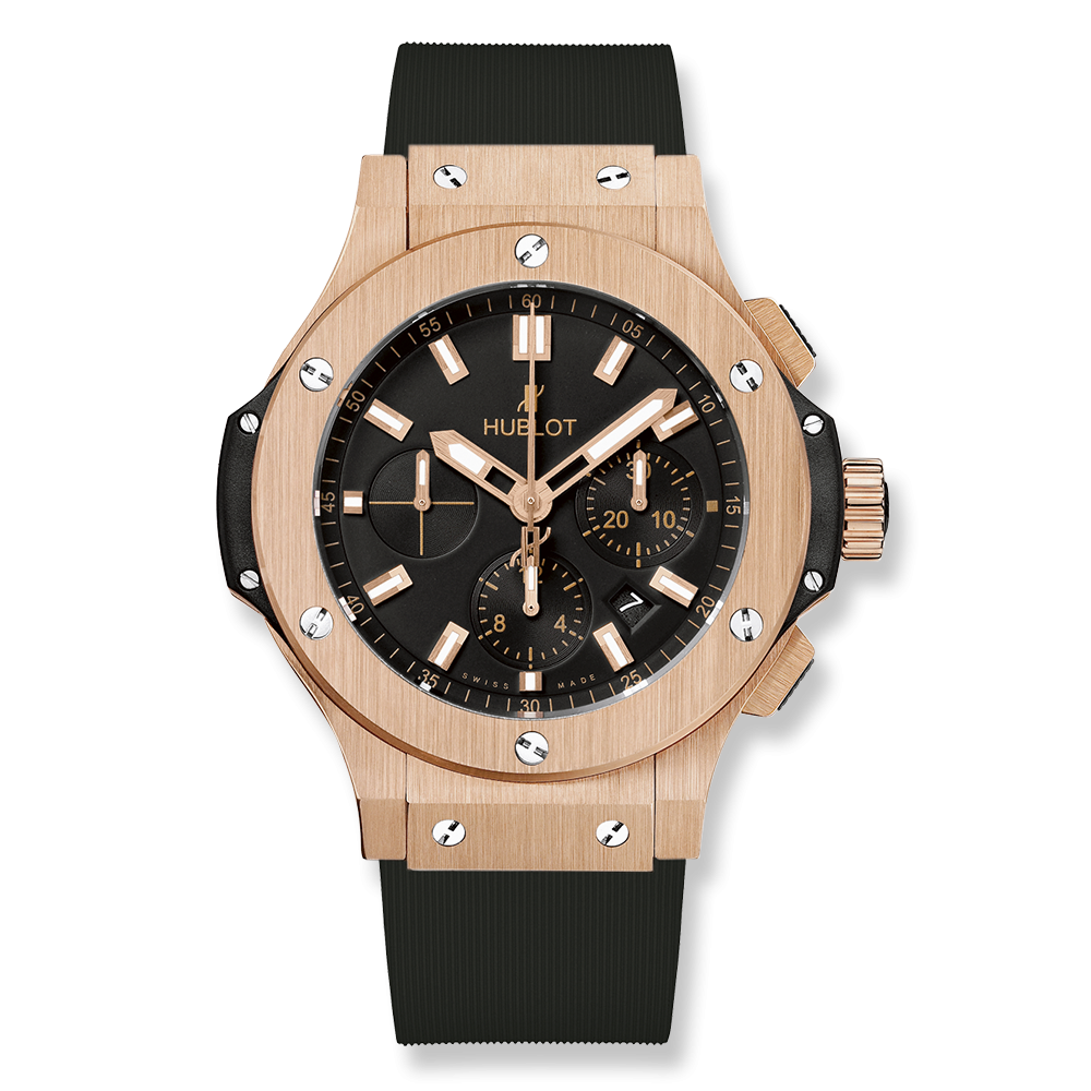 Hublot Big Bang Chronograph Gold 44mm