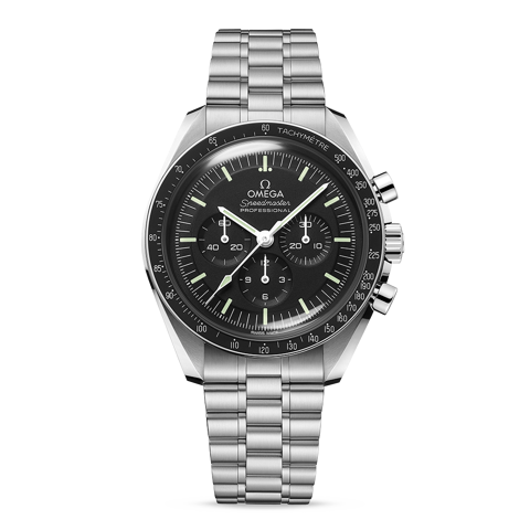 Omega Speedmaster Moonwatch Professional Master Chronometer Hesalite crystal