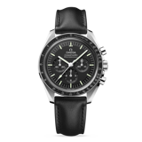 Omega Speedmaster Moonwatch Professional Master Chronometer Leather Strap
