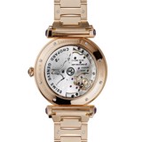 Chopard Imperiale Automatic Diamond Rose Gold Bracelet MOP Dial 40mm