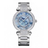 Chopard Imperiale Automatic Diamond White Gold Bracelet BLue MOP Dial 36mm