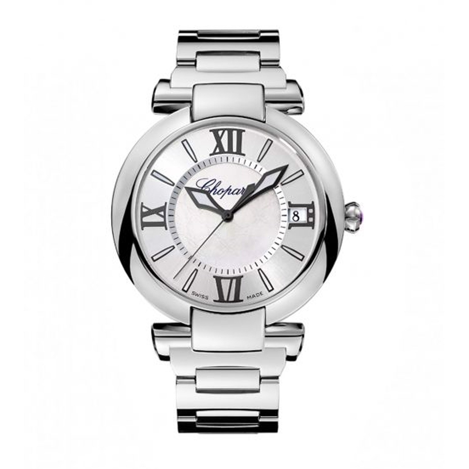 Chopard Imperiale Automatic  Steel Bracelet MOP Dial 40mm