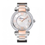 Chopard Imperiale Automatic Diamond Rose Gold - Steel Bracelet MOP Dial 40mm