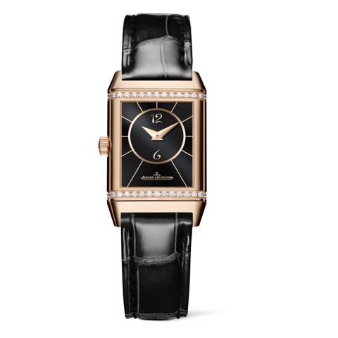 Jaeger Le Coultre Reverso Classic Small Duetto 2662430