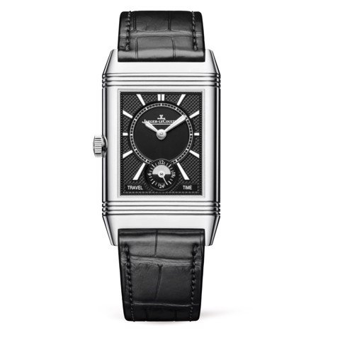 Jaeger Le Coultre Reverso Classic Medium Duoface Small Seconds 2458420
