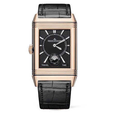 Jaeger Le Coultre Reverso Classic Large Duoface Small Second 3842520
