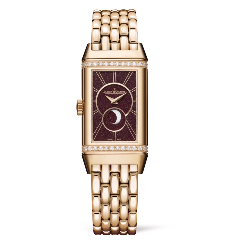 Jaeger Le Coultre Reverso One Duetto Moon 3352120