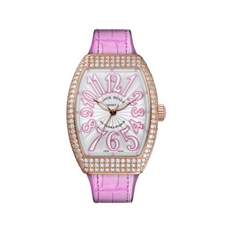 Franck Muller Vanguard Lady Classic V 32 SC AT FO D (RS)