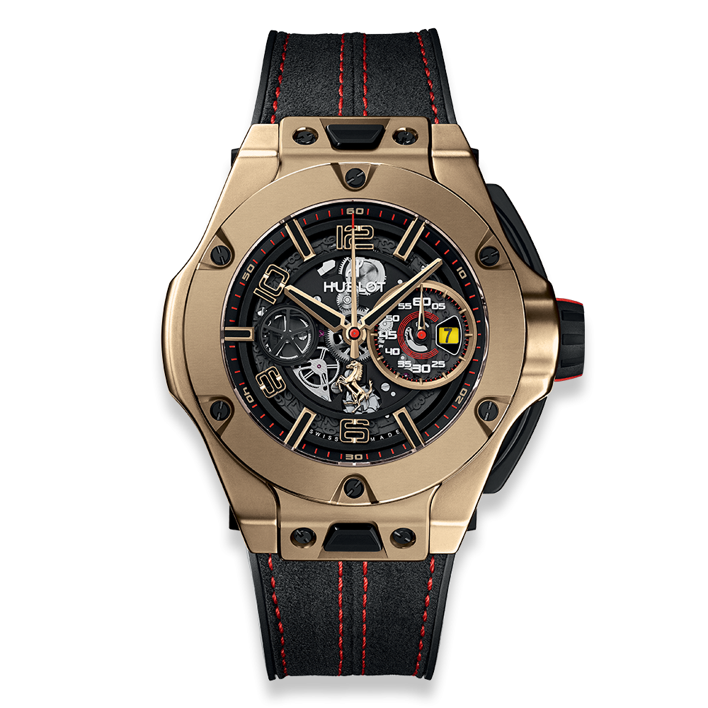 Hublot Big Bang Ferrari Unico Magic Gold 45mm