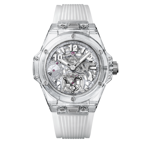 Hublot Big Bang Tourbillon Power Reserve 5 days Sapphire 45mm