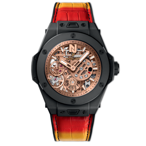 "Hublot Big Bang MECA-10 ""Nicky Jam"" Ceramic 45mm"