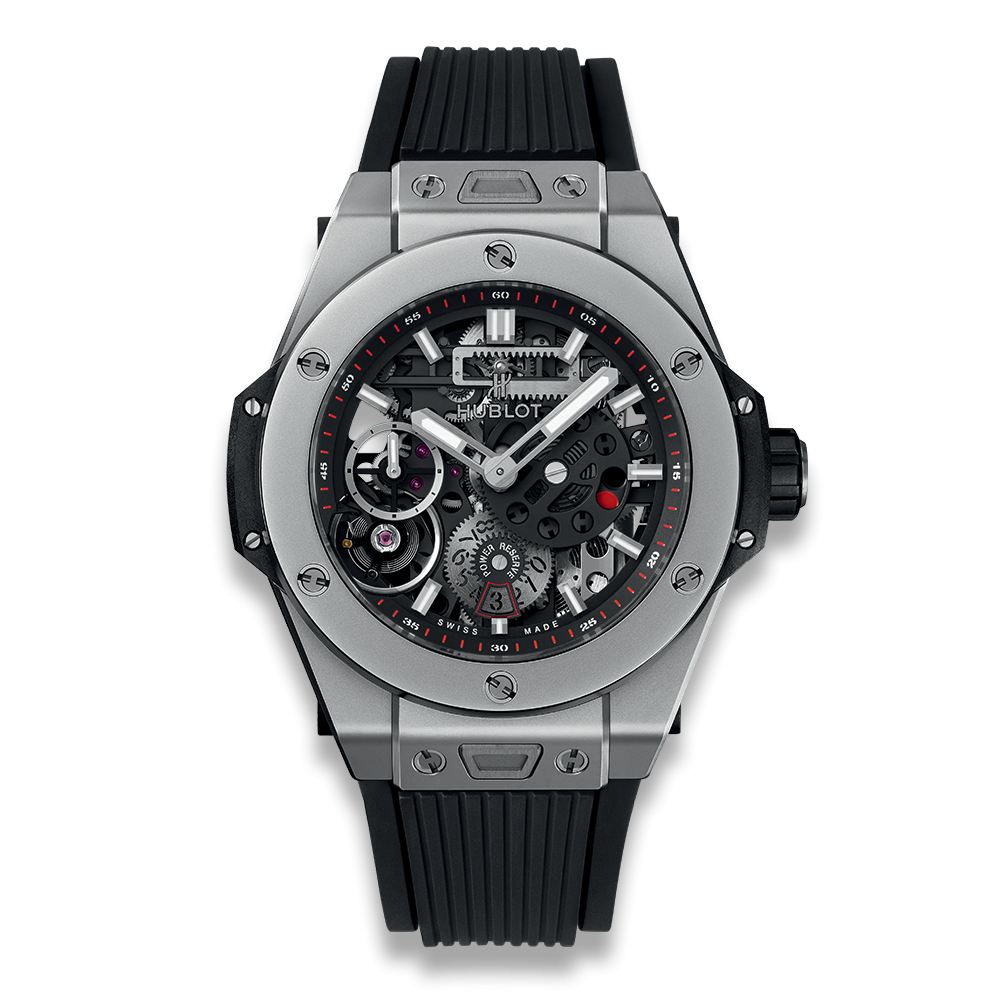 Hublot Big Bang MECA-10 Titanium 45mm