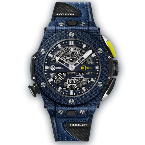 Hublot Big Bang Unico Golf Blue Carbon 45mm
