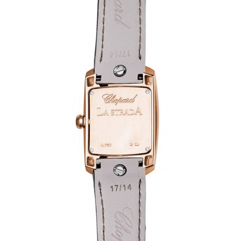 Chopard La Strada Rose Gold 45x26mm