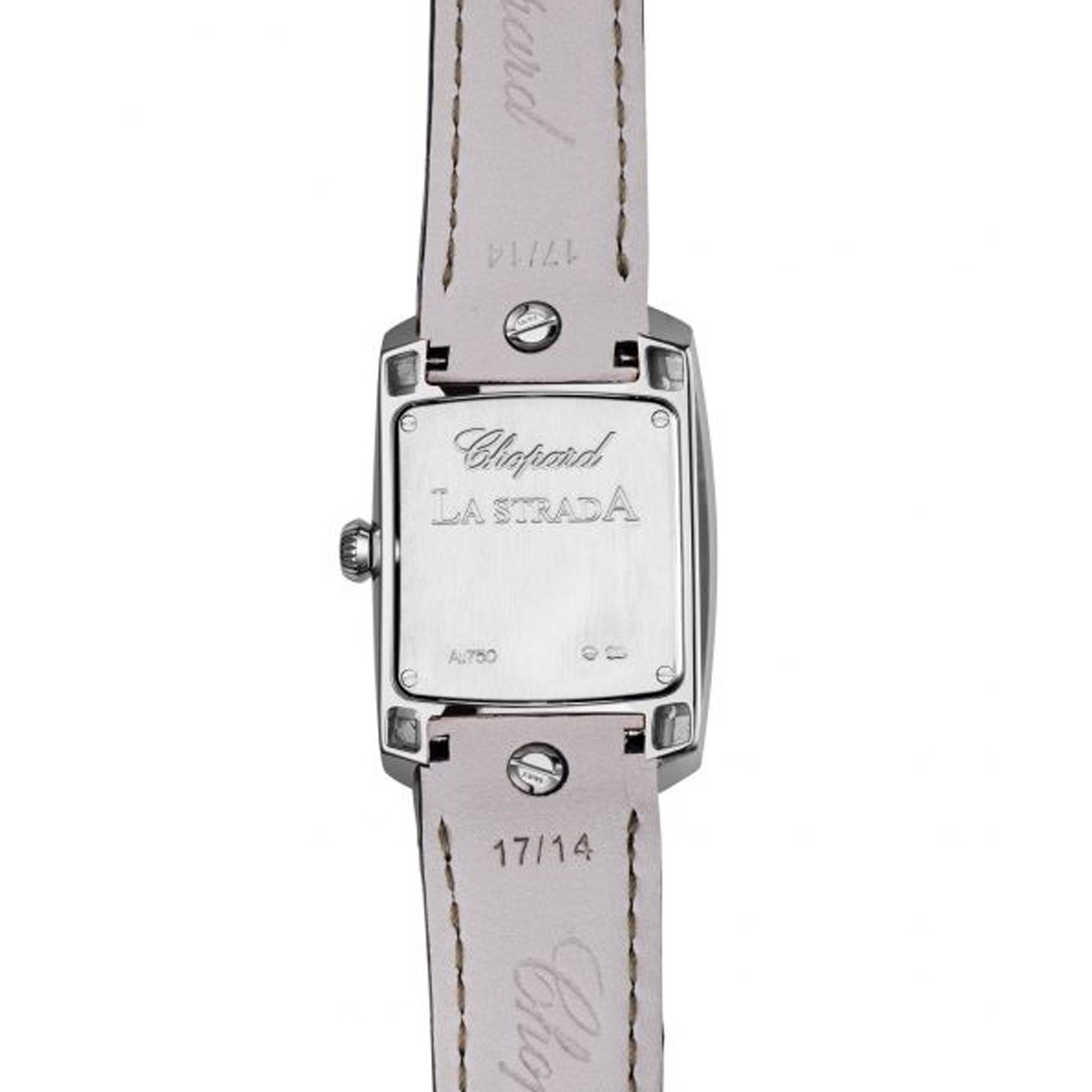 Chopard La Strada Diamond White Gold 45x26mm