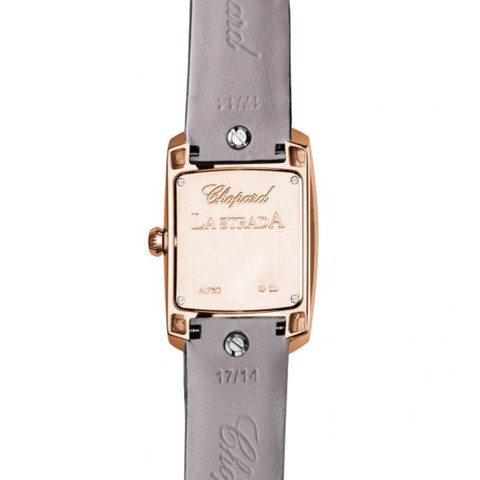 Chopard La Strada Diamond Rose Gold 45x26mm