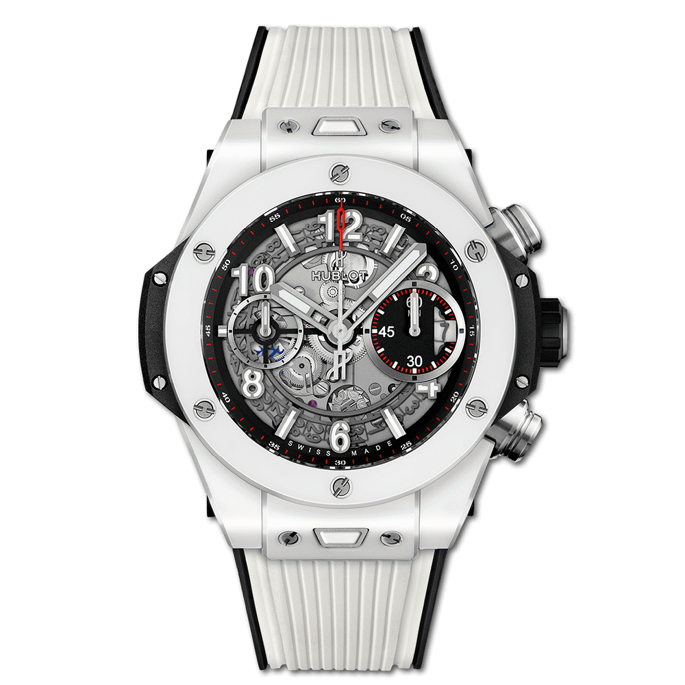 Hublot Big Bang Unico White Ceramic 42mm