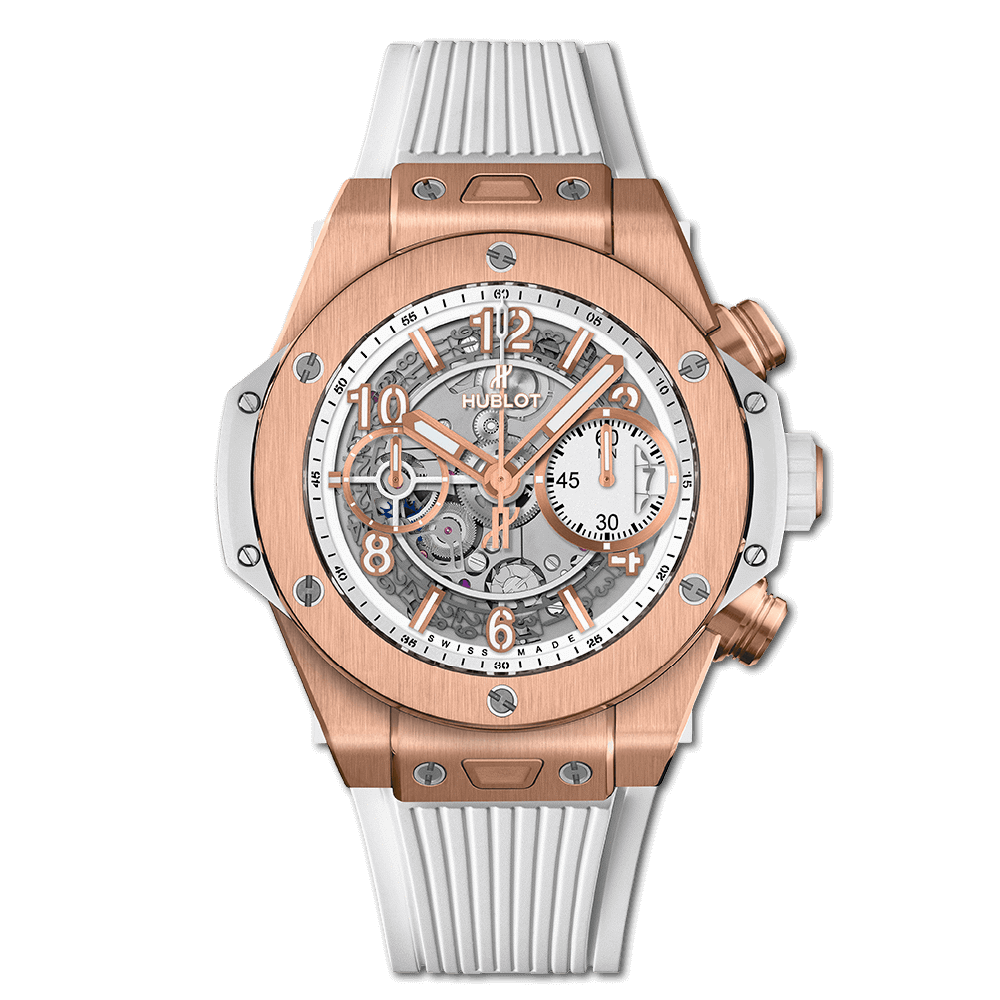 Hublot Big Bang Unico King Gold White 42mm