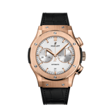Hublot Classic Fusion Chronograph King Gold Opalin White
