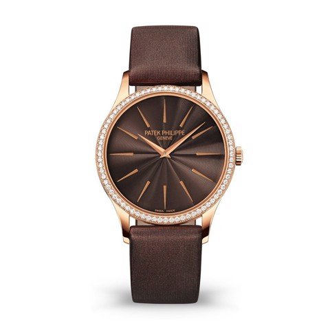 Patek Philippe Calatrava 4897R-001 - Chocolate Brown