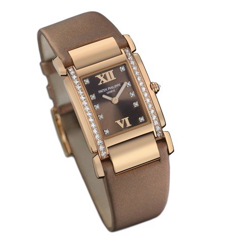 Patek Philippe Twenty~4® 4920R-001 - Brown Strap
