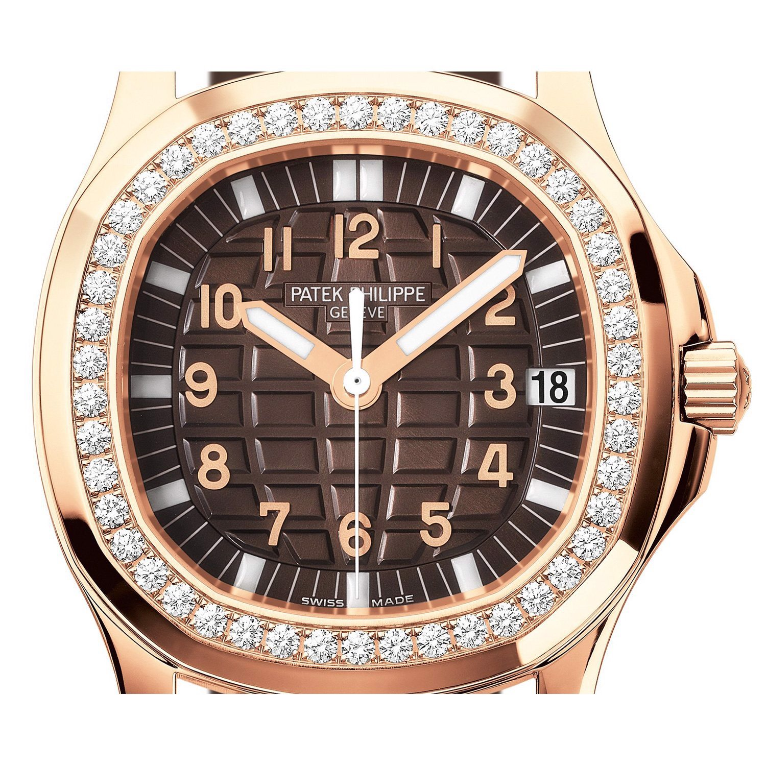 Patek Philippe Aquanaut 5068R-001 - Luce Brown