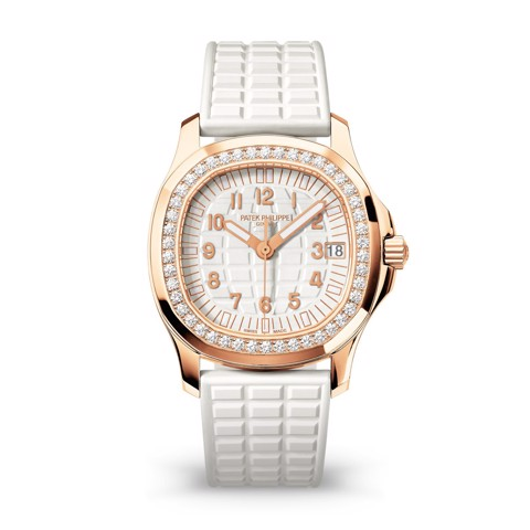 Patek Philippe Aquanaut 5068R-010 - Pure White