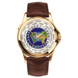 Patek Philippe Complications World Time 5131J-001 Watch 39.5mm