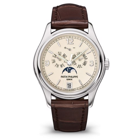 Patek Philippe Complications 5146G-001 Annual Calendar & Moonphase