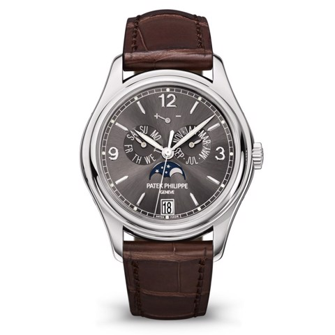 Patek Philippe Complications 5146G-010 Annual Calendar & Moonphase