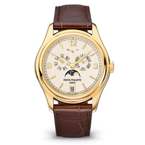 Patek Philippe Complications 5146J-001 Annual Calendar & Moonphase