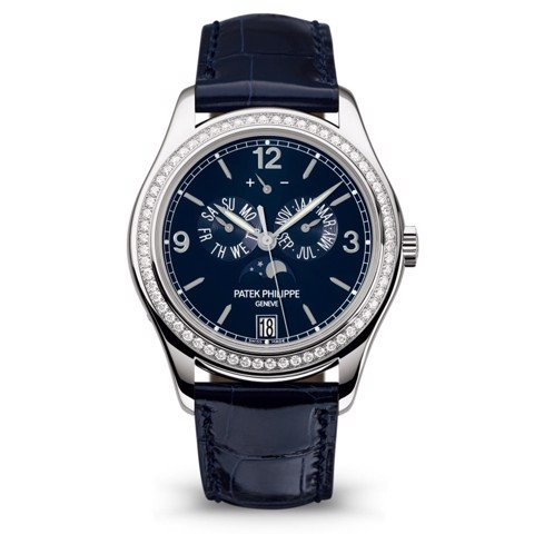 Patek Philippe Complications 5147G-001 Annual Calendar & Moonphase