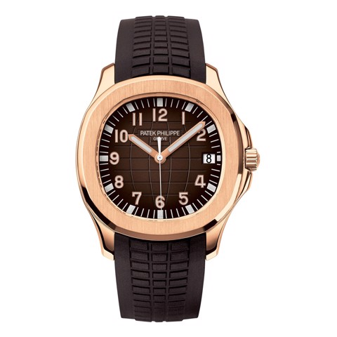 Patek Philippe Aquanaut 5167R-001 - Date Brown