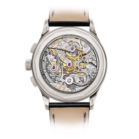 Patek Philippe Complications Chronograph 5170P-001 Watch 39.4mm