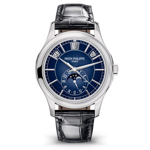 Patek Philippe Complications 5205G-013 Annual Calendar & Moonphase