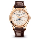 Patek Philippe Complications 5205R-001 Annual Calendar & Moonphase